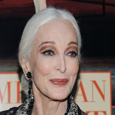 Carmen Dell'Orefice, 83 | 15 Hollywood Women Show It's Possible To Age Gracefully