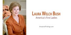 America's First Ladies, Laura Welch Bush American Presidents, Us Presidents, First Lady Of Usa, Great Novels, Us History, Learn To Read, Third, Memories, Midland Texas