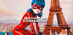 bokutouh:   Adrien's version. | ladybug side blog