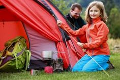 Great Family Vacations for Less | Stretcher.com - Camping on a shoestring