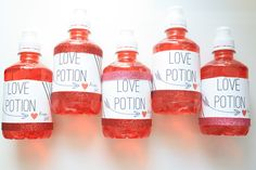 "DIY Love Potions and other ""nerdy"" Valentine's Day gifts Nerdy Valentines, My Funny Valentine, Valentines Day Treats, Saint Valentine, Valentines Day Decorations, Valentine Day Love, Valentine Day Crafts, Valentine Drinks, Valentine Stuff"