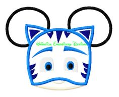 Mickey Catboy PJ Maske