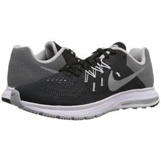 11678843b1325 Nike Zoom Winflo 2 Flash Women s Running Shoes ( 100) ❤ liked on Polyvore  featuring