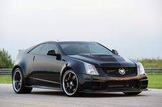 Car Sport: Hennessey Says New Cadillac CTS-V Twin Turbo Coupe is the World's Most Powerful Cadillac Cts Coupe, Cadillac Escalade, 1959 Cadillac, Pink Cadillac, Cadillac Eldorado, Tuner Cars, Expensive Cars, Expensive Taste, Car Wallpapers