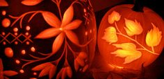 Pumpkinspiration | Mabel's Log proves your carvings don't have to be scary