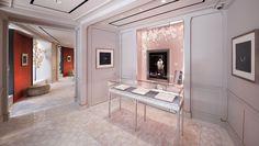 Nirav Modi - Heritage by Atelier Marika Chaumet #niravmodi #ateliermarikachaumet #inspiration #architecture #archilover #style #art #interiorarchitect #interiorarchitecture #paris  #design #retail #store #interior #luxurystore #highjewellery #heritage