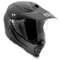When I get an offroad bike. AGV AX-8 DS EVO Helmet