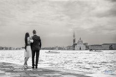 After Wedding Shooting in Venedig