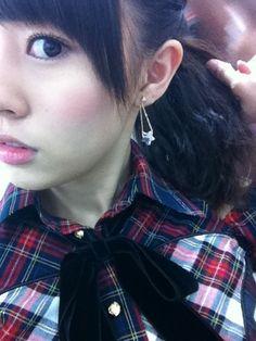 藤江れいなオフィシャルブログ「Reina's flavor」 :  髪型。 http://ameblo.jp/reina-fujie/entry-11343729244.html