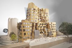 Frank Gehry's UTS building is no Opera House