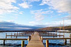 Seneca Lake Habor Watkins Glen NY