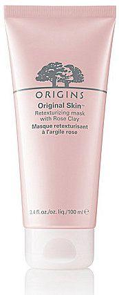 Check out the Origins Original Skin Retexturing Mask with Rose Clay!  -Katie Tea ©  #origins #skincare #skinhealth