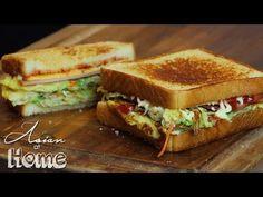 Asian at Home | Korean Street Toast - YouTube