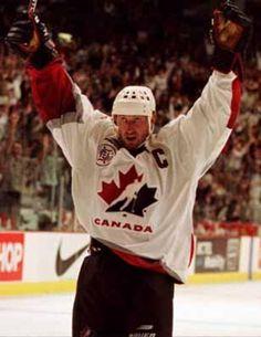 Team Canada - Wayne Gretzky