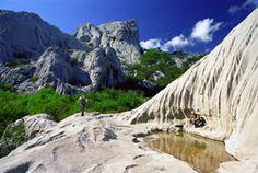 Nationalpark Paklenica, Croatia