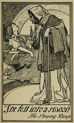 Tales of Passed Times Told by Master Charles Perrault illustrated by Charles Robinson (1900)