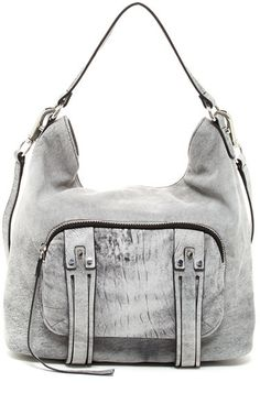 she + lo Next Chapter Leather Hobo