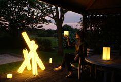 moderne und funktionale Beleuchtung sorg für angenehme Atmosphäre