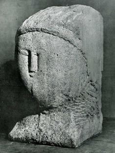 Sculpture Head, Modern Sculpture, Stone Sculpture, Italian Painters, Italian Artist, Amedeo Modigliani, Mark Rothko, Stone Carving, Matisse