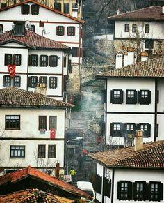 Tarihi Anadolu Evleri #eBs1903