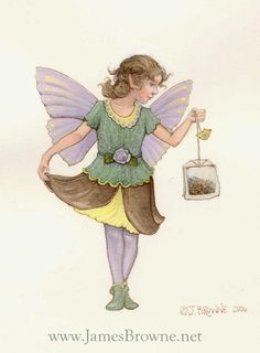 HOUSEHOLD TEA FAIRY w/c