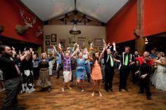 Wedding Reception at Old Kinderhook ~ Lake of the Ozarks