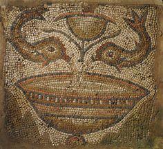 A Byzantine Mosaic Fragment, Syria, 5th/6th Century A.D.