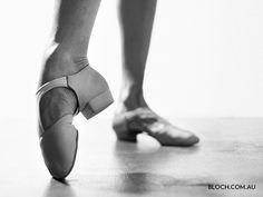 Bloch Dance Shoes, Teaching Shoes, Elastosplit Grecian Jazz Shoe
