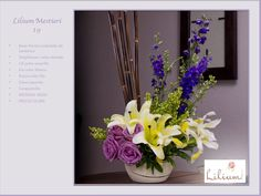 LAS MEJORES FLORES A DOMICILIO. Gracias a su delicado aroma, a su tamaño y hermosos colores, el Lirio o Lilium, es una de las especies más hermosas para elaborar arreglos florales. Tienen un significado, dependiendo de el color; un lirio rojo, puede decir que siente un amor apasionado por esa persona y los lirios blancos connotan confianza. En Lilium queremos compartir con usted del lenguaje secreto de las flores. #liliumellenguajesecretodelasflores