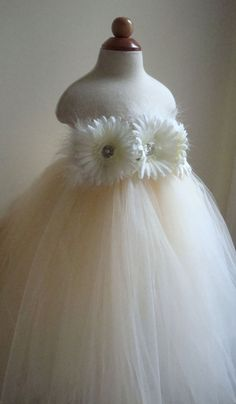 I hope my flower girls are still young enough to look cute in these... ;)