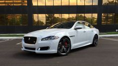 Back even ten years ago, the Jaguar XJR had a completely different style and direction to it. But its all new now.