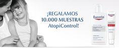 Muestras Gratis De Eucerin AtopiControl  Promoción válida sólo para España hasta agotar existencias (10.000 unidades).  http://www.baratuni.es/2014/04/muestras-gratis-eucerin-atopicontrol.html  #muestrasgratis #muestras #eucerin