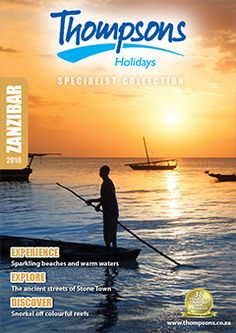 Thompsons Holidays is your destination specialist. Check out our brochures! Top Destinations, Brochures, Africa, Holiday, Vacations, Holidays, Vacation, Annual Leave
