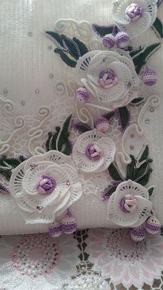 Crochet Motif, Crochet Lace, Crochet Stitches, Crochet Small Flower, Crochet Flowers, Russian Crochet, Irish Crochet, Knitting Patterns, Crochet Patterns