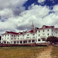 The Stanley Hotel// 20 Haunted Houses across the U.S.// Amityville// American Horror Story// The Shining// Lizzie Borden// Winchester