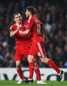 Two amazing servants of Liverpool