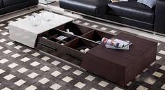 Image result for pull apart coffee table