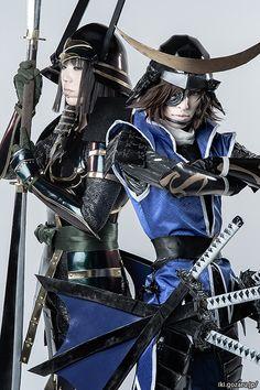 Date Masamune, Sengoku Basara 4 | Mayu - WorldCosplay