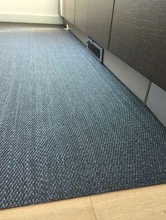 aronson's floor covering, sheet linoleum installation with flash