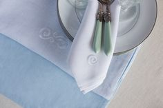 Our Irish linen collection from www.AgneshDesign.ie