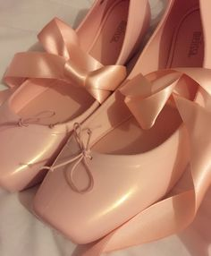 My new pair of Melissa ballet shoes… Getting the black ones too ;A; got a pretty nice collection now!