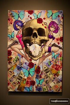 mike shinoda art glorious excess - Google Search