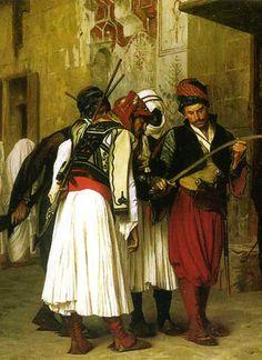 Albanian Culture, Jean Leon, Academic Art, Cultural Studies, North Africa, Southeast Asia, Art History, Egyptian, Illustrators