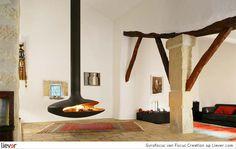 Focus Creation Gyrofocus - Focus Creation haarden & kachels & haarden - foto's & verkoopadressen op Liever interieur
