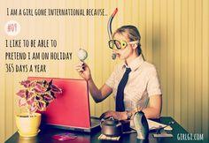 Week 2 – I am a GGI because .. | Girl Gone International #expat #travel