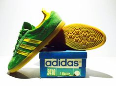Adidas T Master - rarest of the Trimm range, only made in this colourway - as rare as rockin horse sh#t - the holy grail for my collection