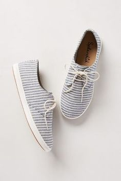 Splendid Solvang Sneakers ~ $78 | Fresh stripes for Spring!