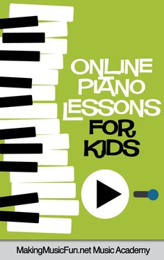 Want to get your kids started with piano lessons that are Affordable and Fun? Try the piano lessons kids LOVE. for FREE! Piano Lessons For Kids, Piano Lessons For Beginners, Music Lessons, Music Theory Games, Music Theory Worksheets, Music Flashcards, Music For Toddlers, Music Lesson Plans, Online Lessons