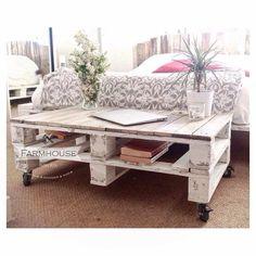 22 Diy Pallet Furniture Ideas