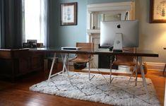 17 Apart: Repurposed: From Door to Desk
